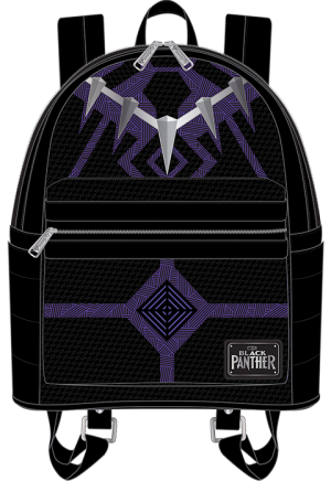 Black Panther Mini Backpack Apparel