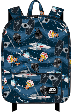 X-Wing and TIE Fighter Backpack Apparel
