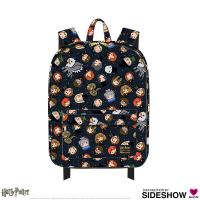 Gallery Image of Harry Potter Chibi Print Backpack Apparel