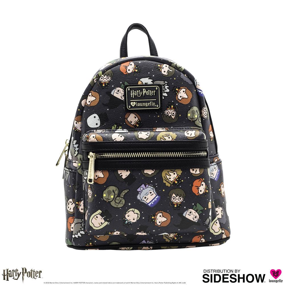 Harry Potter Chibi Print Mini Backpack - Prototype Shown 5de3fea62abf7