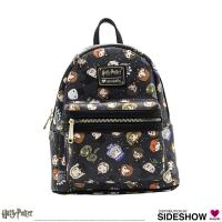 Gallery Image of Harry Potter Chibi Print Mini Backpack Apparel