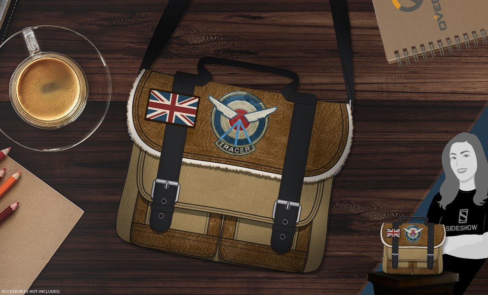 Gallery Feature Image of Tracer Crossbody Bag Apparel - Click to open image gallery