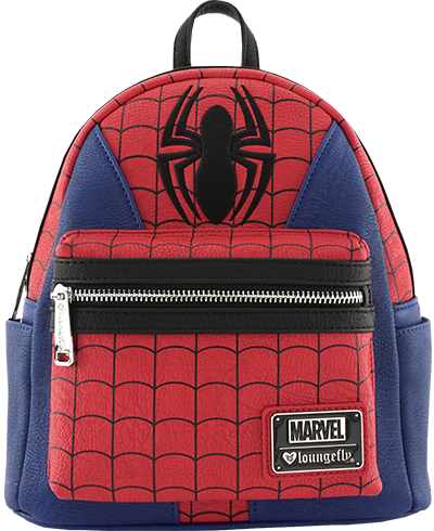 Loungefly Spider-Man Suit Mini Backpack Apparel