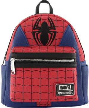 Spider-Man Suit Mini Backpack Apparel