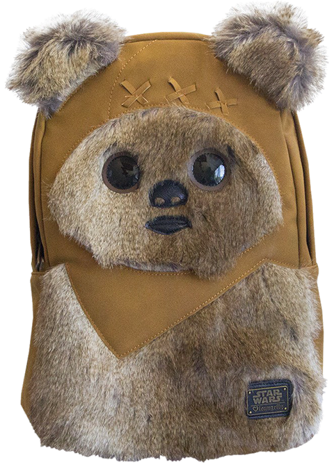 Loungefly Ewok Backpack Apparel
