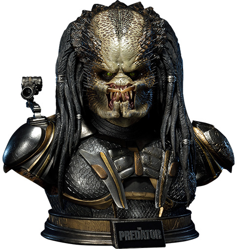 Prime 1 Studio Fugitive Predator Life-Size Bust