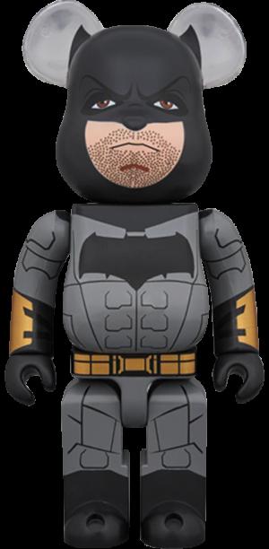 Bearbrick Batman Justice League Version 400 Figure