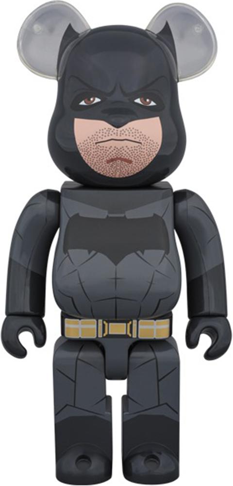Medicom Toy Bearbrick Batman Justice League Version 1000 Figure