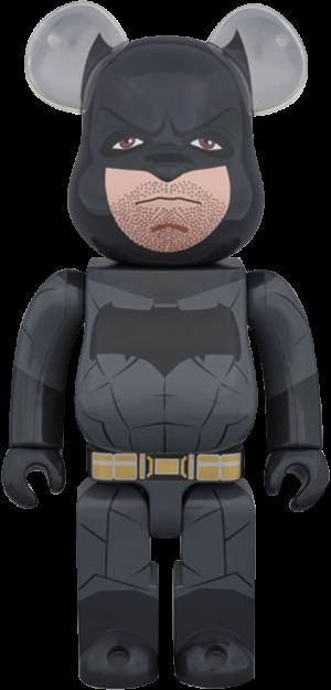 Bearbrick Batman Justice League Version 1000 Figure