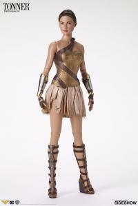 Gallery Image of Wonder Woman Training Armor Doll