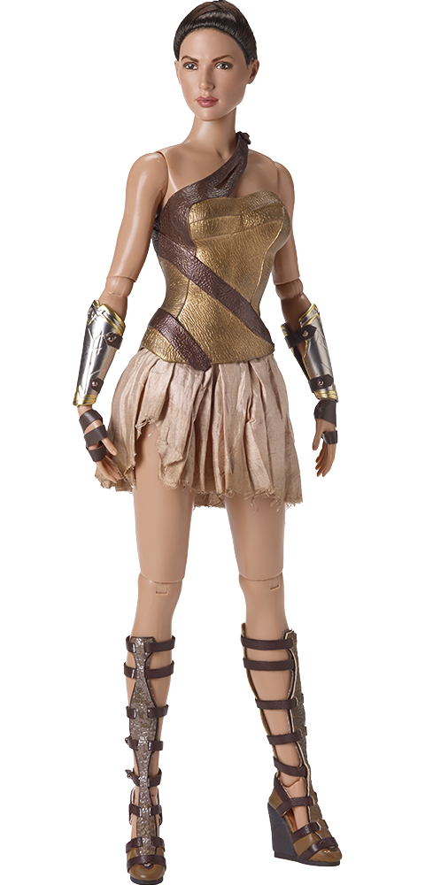 Tonner Doll Company Wonder Woman Training Armor Doll