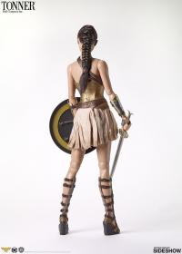 Gallery Image of Wonder Woman Training Armor Deluxe Doll