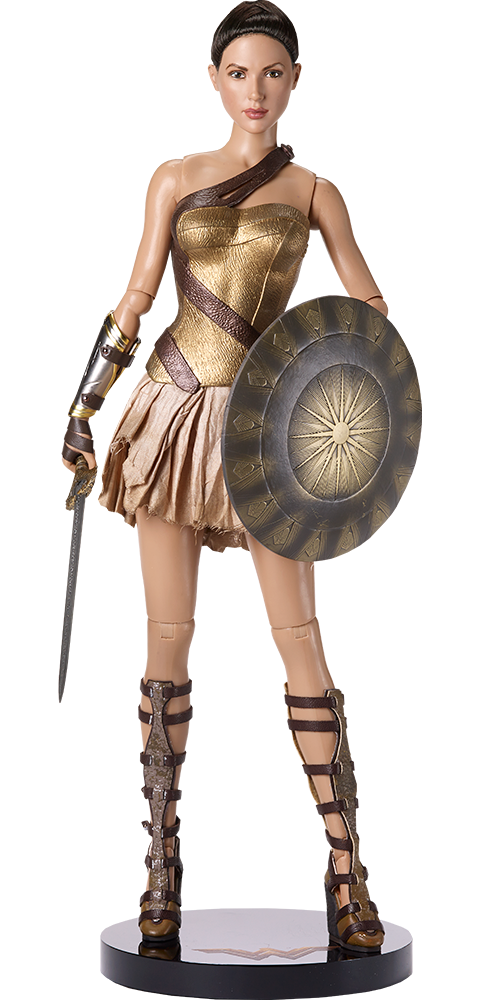 Tonner Doll Company Wonder Woman Training Armor Deluxe Doll