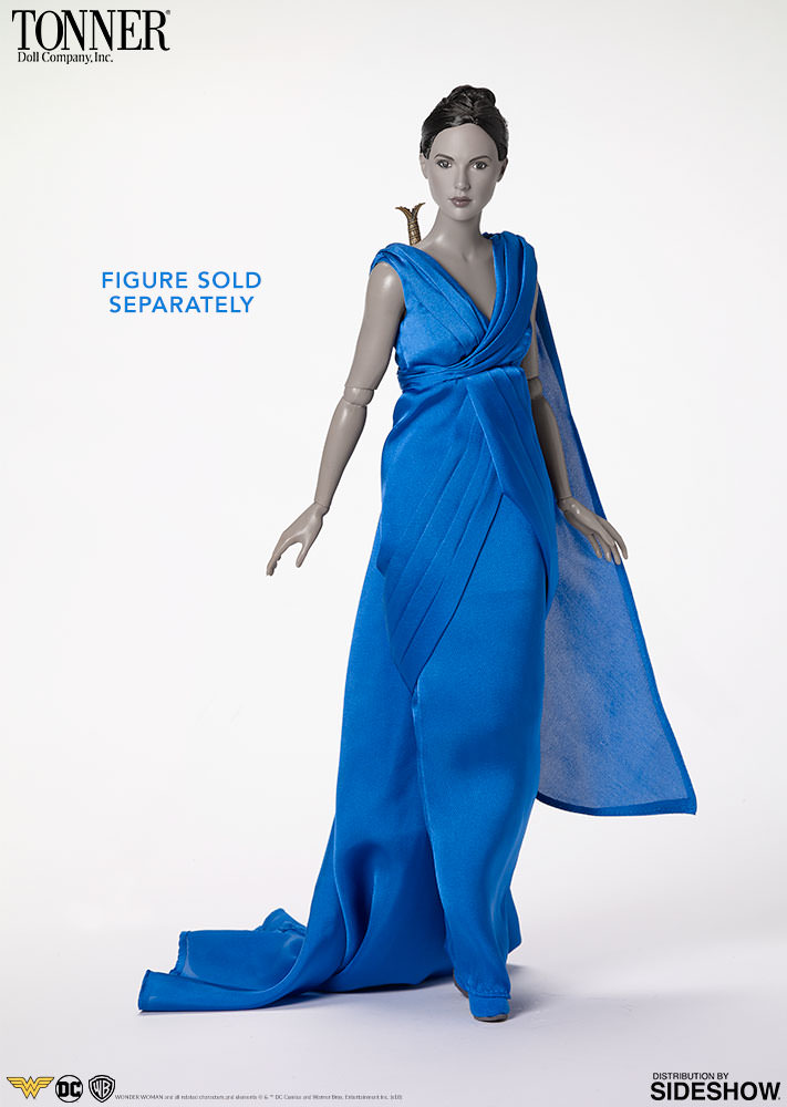 314605379bba DC Comics Wonder Woman Gala Gown Doll Outfit by Tonner Doll ...