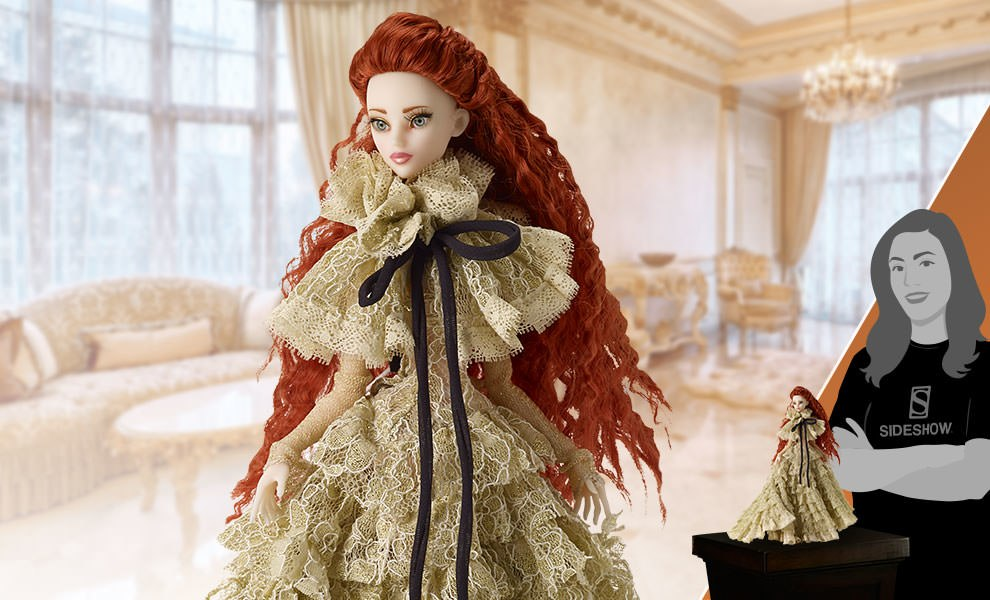 Gallery Feature Image of Ophelia Collectible Doll - Click to open image gallery