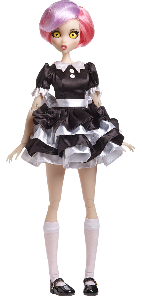 Phyn & Aero Doll Face Collectible Doll