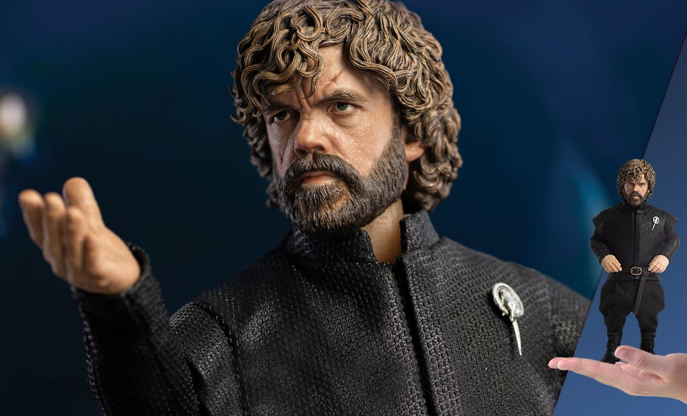 Gallery Feature Image of Tyrion Lannister Sixth Scale Figure - Click to open image gallery
