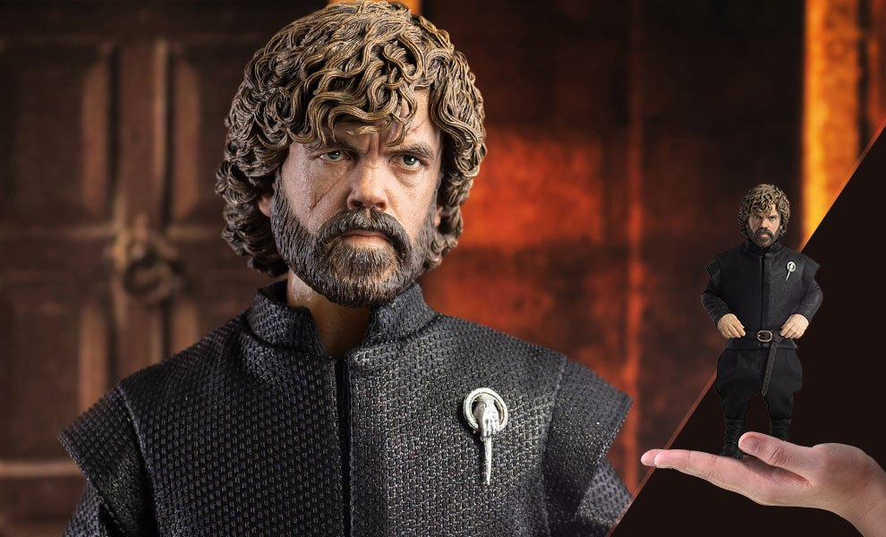 Gallery Feature Image of Tyrion Lannister Deluxe Version Sixth Scale Figure - Click to open image gallery