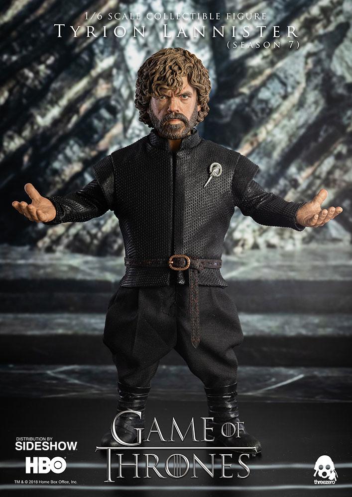 Tyrion mata a Daenerys en el último episodio