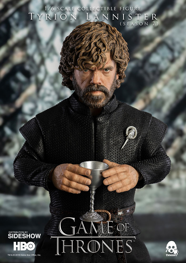 Three Zero Game Of Thrones Tyrion Lannister 1 6 Scale Figure Deluxe Version Toys Hobbies Action Figures