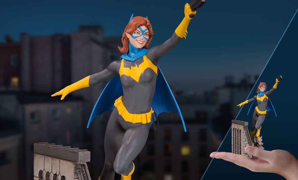 Gallery Feature Image of Batgirl Bat Family Statue - Click to open image gallery