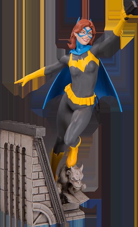DC Collectibles Batgirl Bat Family Statue