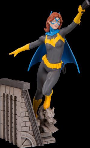 Batgirl Bat Family Statue