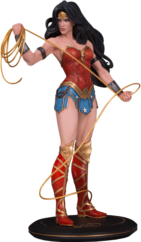 DC Direct Wonder Woman Statue