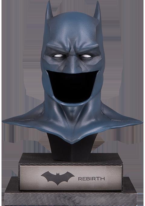 DC Collectibles Rebirth Batman Cowl Statue