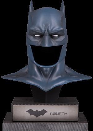 Rebirth Batman Cowl Statue