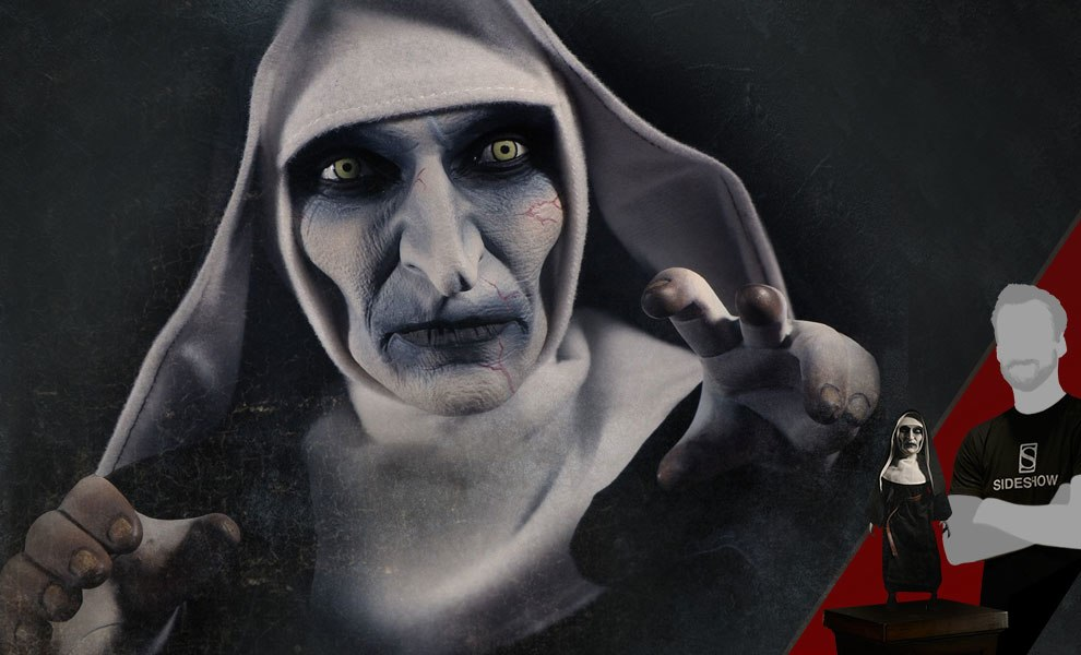 Gallery Feature Image of The Nun Collectible Doll - Click to open image gallery