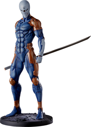 Cyborg Ninja Statue