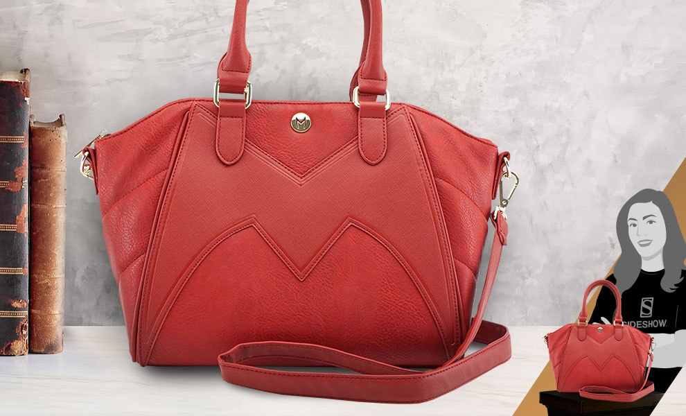 Gallery Feature Image of Scarlet Witch Crossbody Bag Apparel - Click to open image gallery