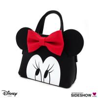 Gallery Image of Minnie Eyes Micro Dome Crossbody Bag Apparel