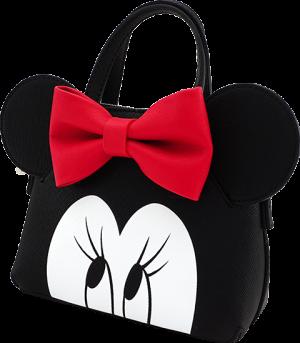 Minnie Eyes Micro Dome Crossbody Bag Apparel