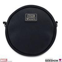Gallery Image of Captain America Shield Crossbody Bag Apparel