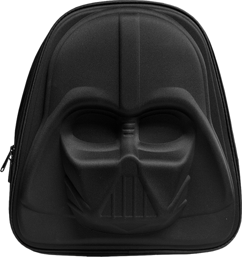 Loungefly Darth Vader 3D Molded Nylon Backpack Apparel