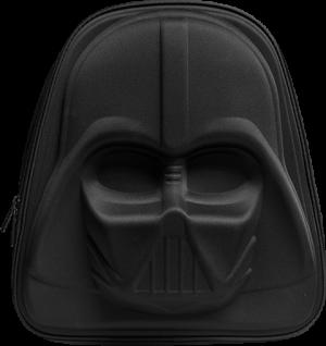 Darth Vader 3D Molded Nylon Backpack Apparel