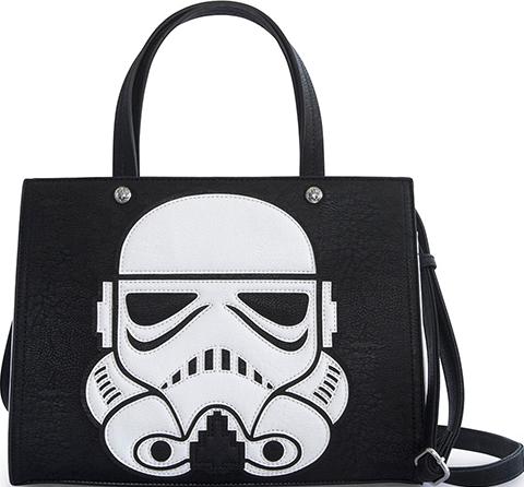 Loungefly Laser Cut Stormtrooper Duffle Bag Apparel