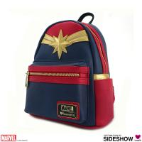 Gallery Image of Captain Marvel Cosplay Mini Backpack Apparel