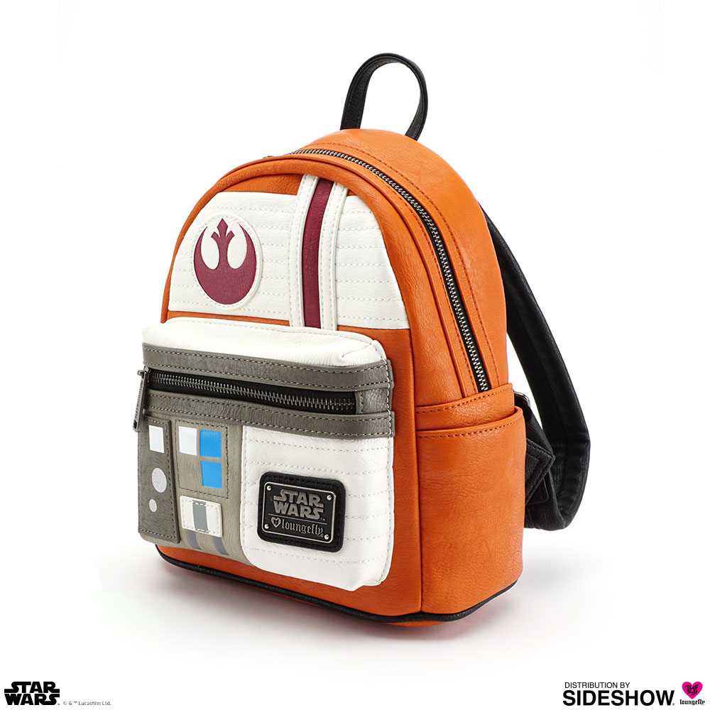 9b57e8c403e Star Wars Rebel Cosplay Mini Backpack - Prototype Shown