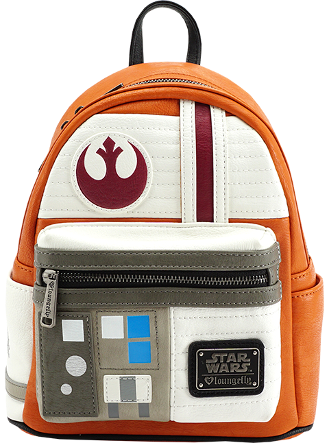 Loungefly Star Wars Rebel Cosplay Mini Backpack Apparel