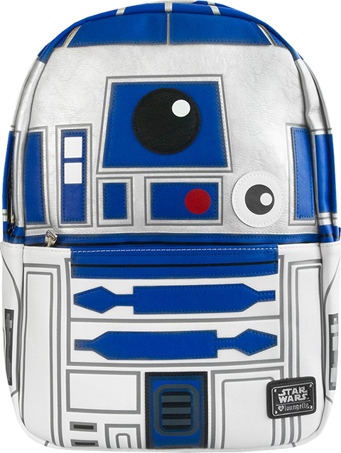 Loungefly R2-D2 Backpack Apparel
