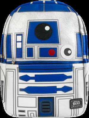 R2-D2 Backpack Apparel