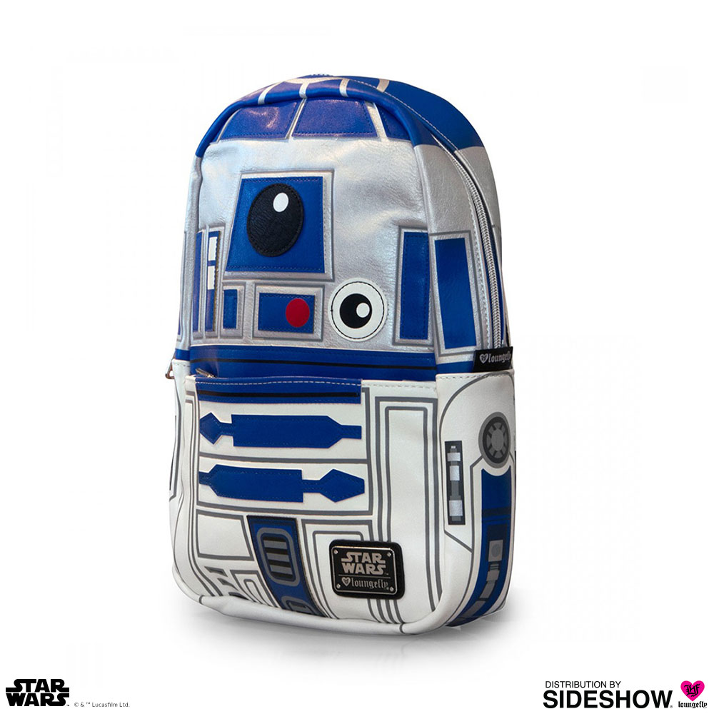 57edb2d018d Star Wars R2-D2 Mini Backpack Apparel by Loungefly