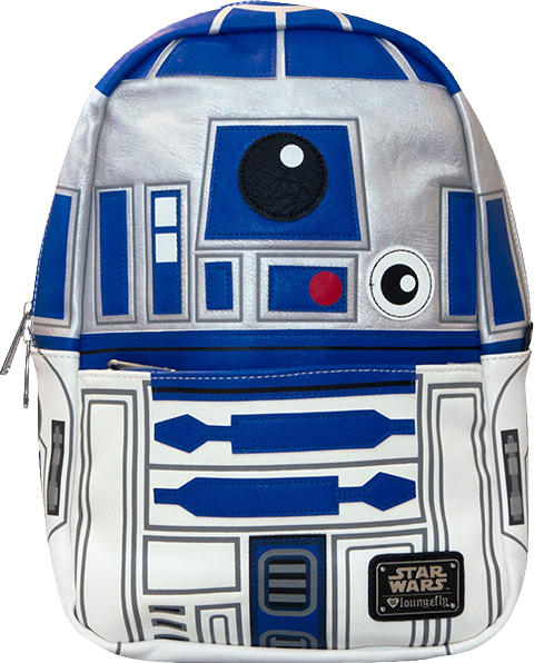 Loungefly R2-D2 Mini Backpack Apparel