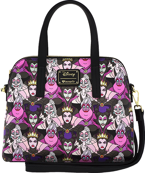 Loungefly Villains All Over Print Bag Apparel