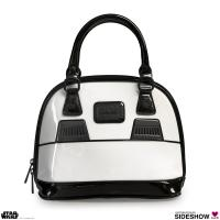 Gallery Image of Stormtrooper Patent Mini Dome Bag Apparel