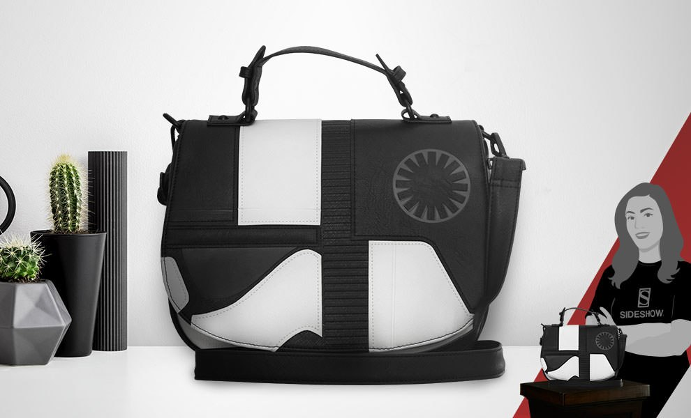 Gallery Feature Image of Executioner Trooper Crossbody Bag Apparel - Click to open image gallery