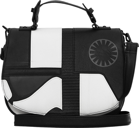 Loungefly Executioner Trooper Crossbody Bag Apparel